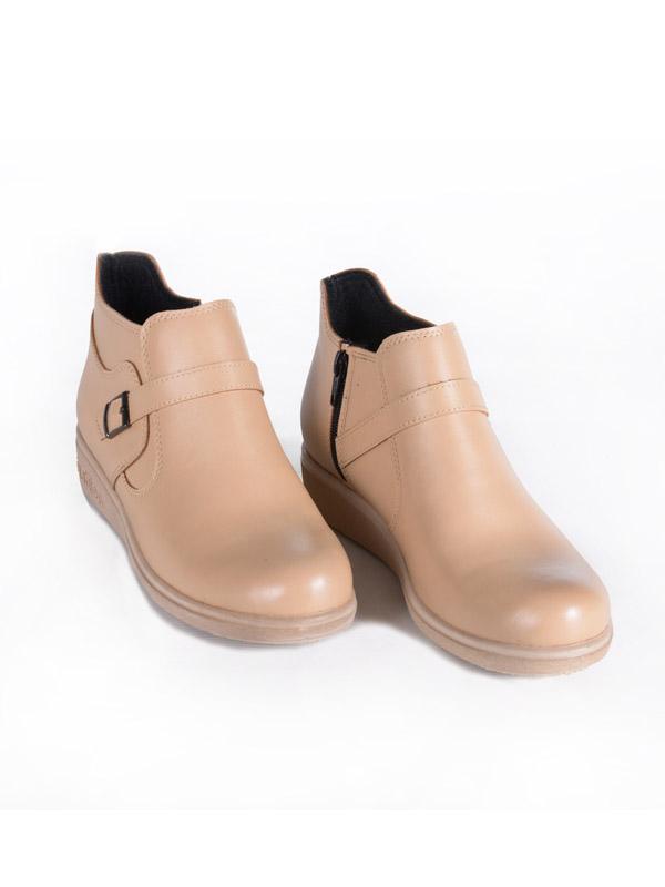 نیم بوت کفش ساقدار زنانه