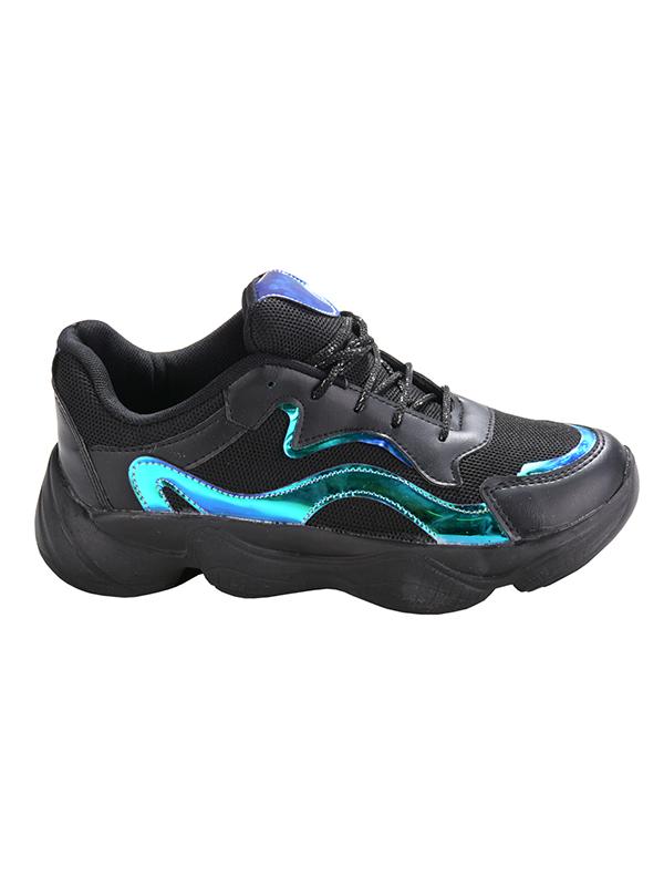 کفش کتانی کتونی راحتی پیاده روی ورزشی تن تاک بالنسیا هلوگرام